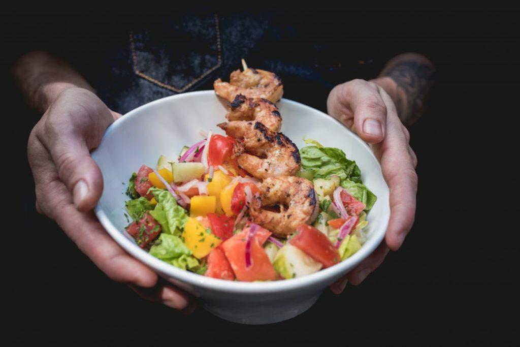 Gazpacho Salad. Image by Victoria McGovern