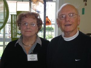 Rosalie & Cecil Bailey, March Volunteers of the Month