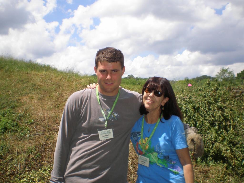 Lisa Watts & Chris Corsello