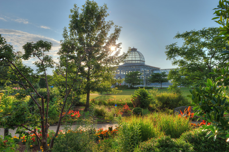 They had the name but not the garden lewis ginter Lewis ginter botanical gardens
