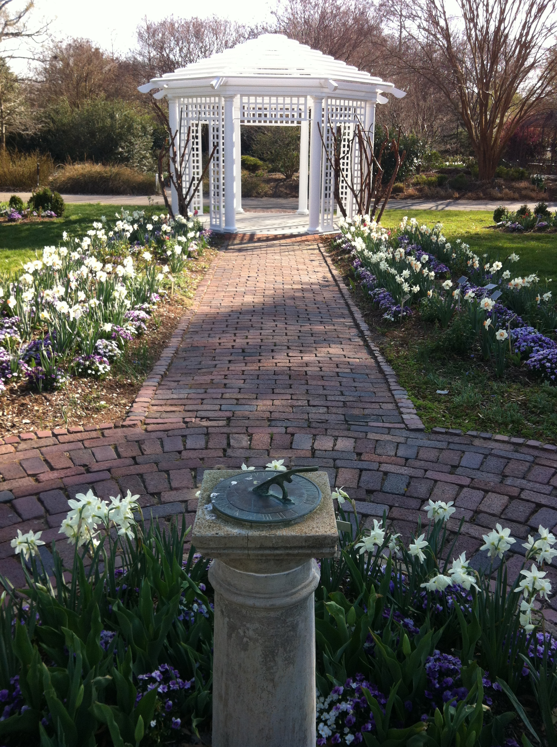 Garden Club Of Virginia Restores Grace Arents Garden