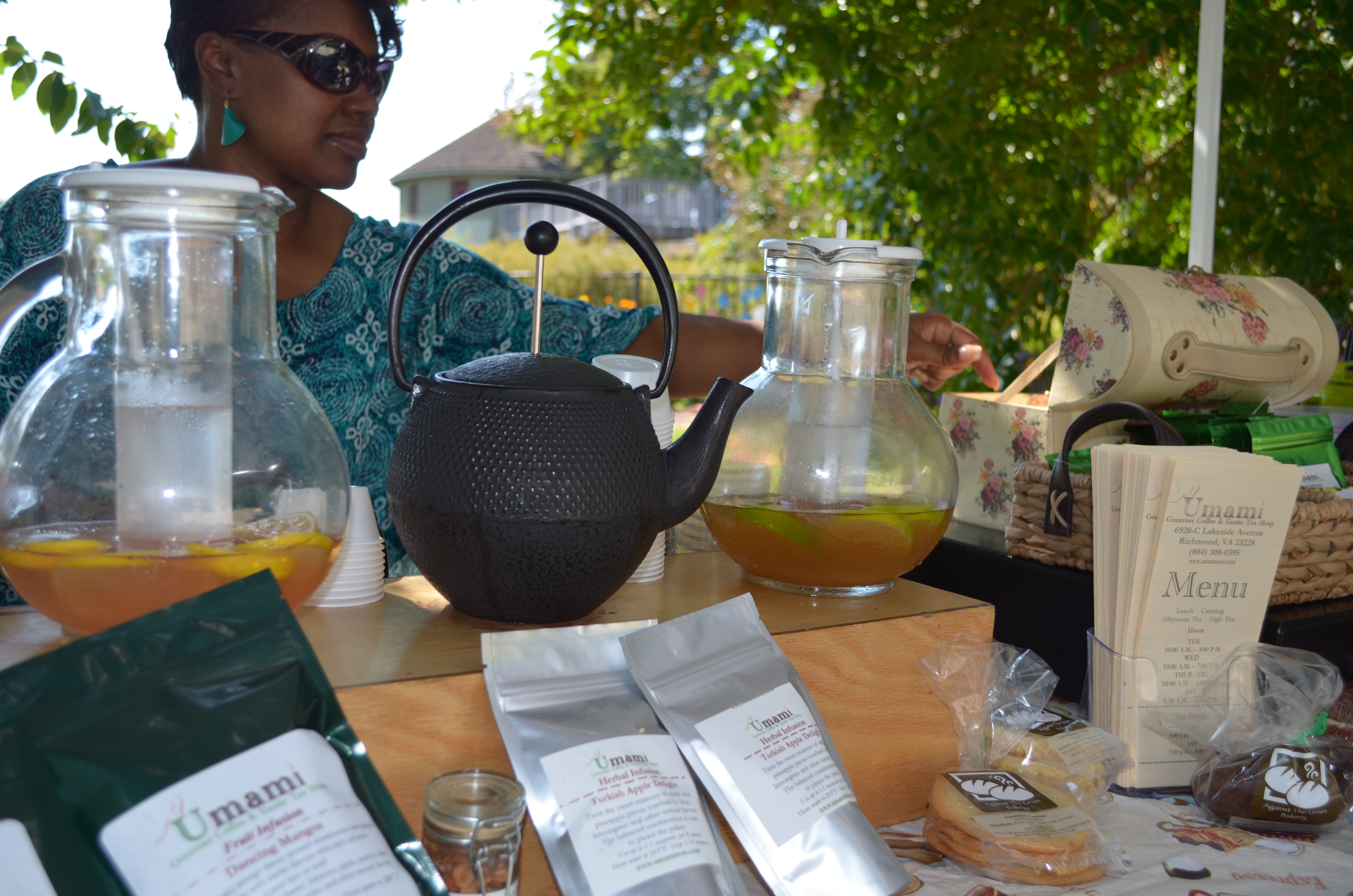 Umami Tea and Coffee Richmond Virginia