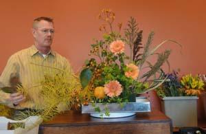 Garden Course Instructor David Pippin.