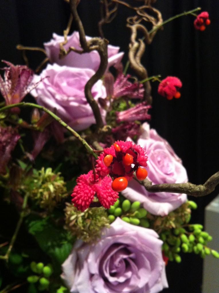 Garden Club of Virginia arrangement