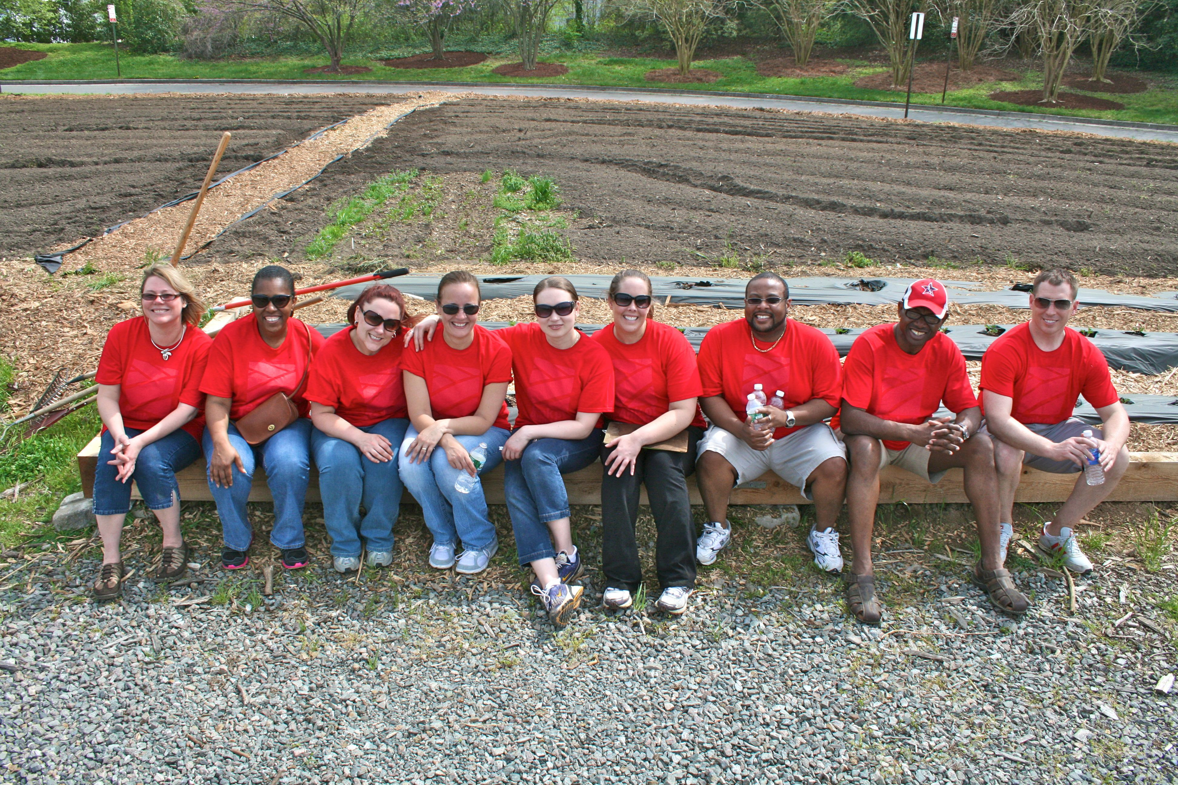 Kitchen Garden Foundation Bank Of America Foundation Gives Grant To Support Community