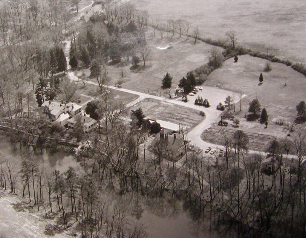 Lewis Ginter Botanical Garden in 1986.
