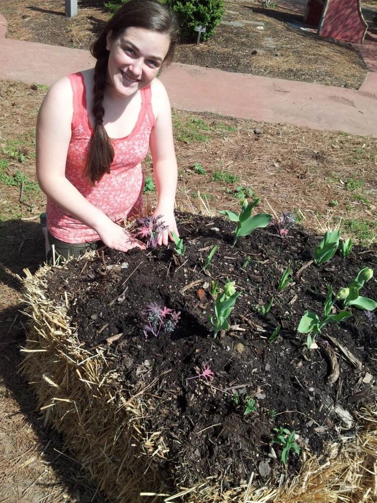 Kylie planting