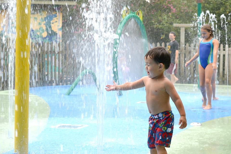 waterplay fun