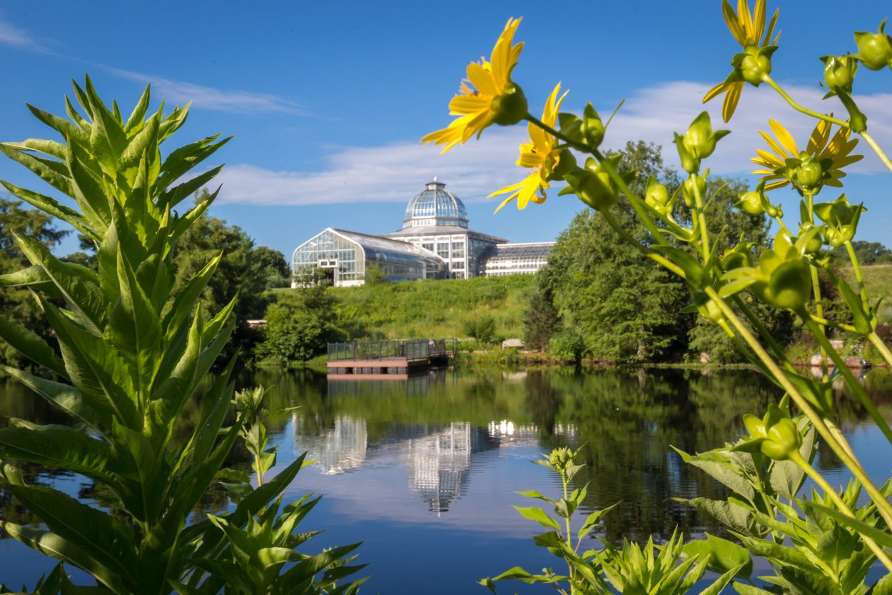 One Of The Top Gardens In The Us Lewis Ginter Botanical Garden