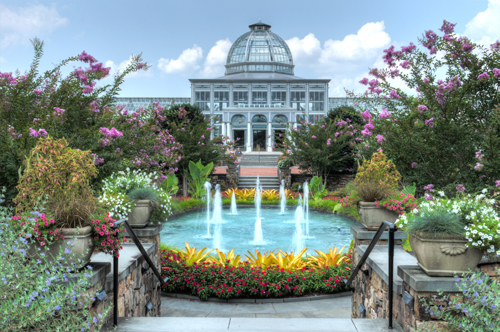 Special event rentals lewis ginter botanical garden for Lewis ginter botanical gardens christmas