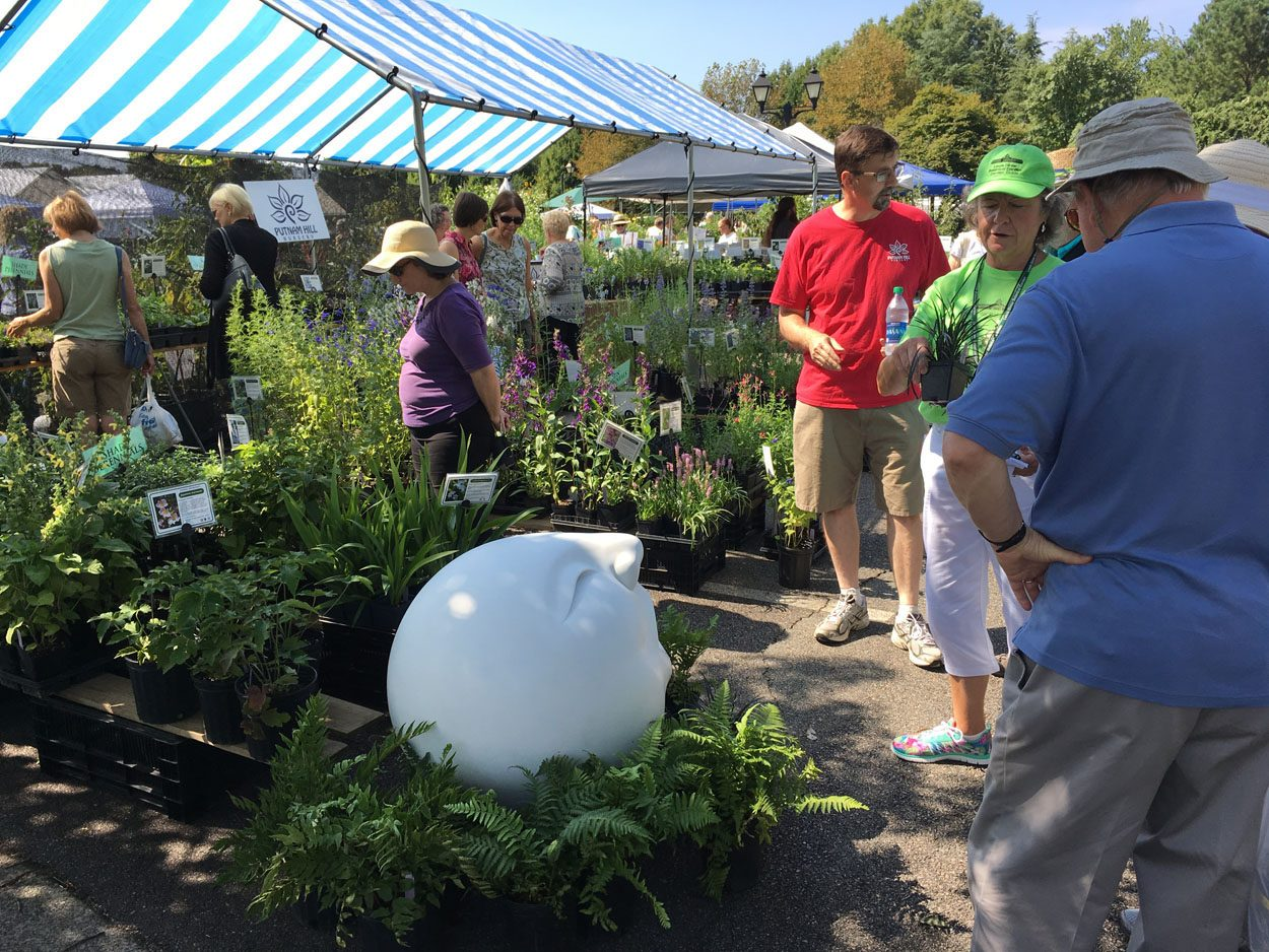 Members Only Plant Sale Lewis Ginter Botanical Garden