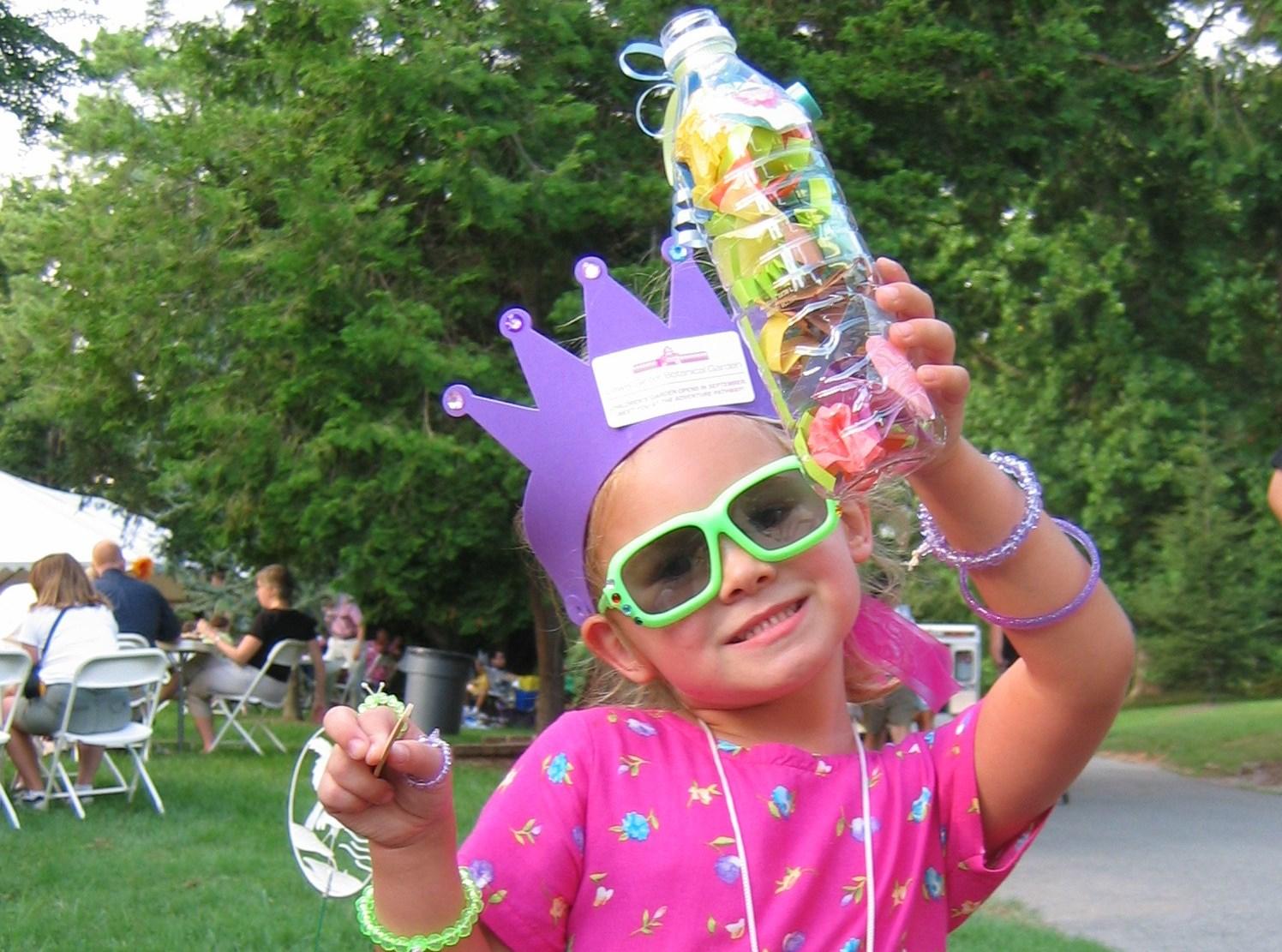 Kids Birthday Parties Lewis Ginter Botanical Garden