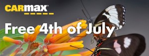 CarMax Free 4th of July