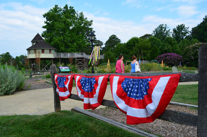 CarMax Free Fourth of July in the Children's Garden