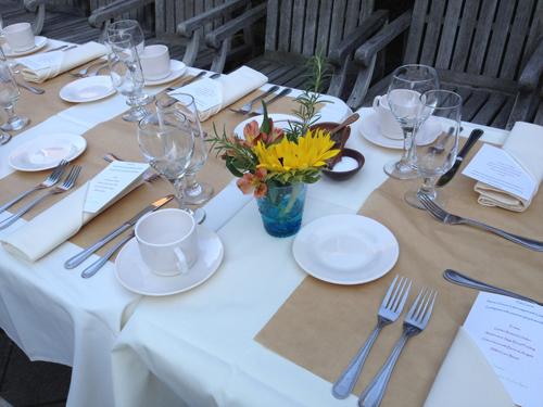 Farm to Table Wine Dinner