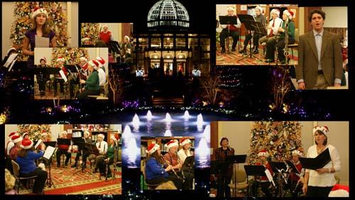musical thursdays from Richmond Pops band