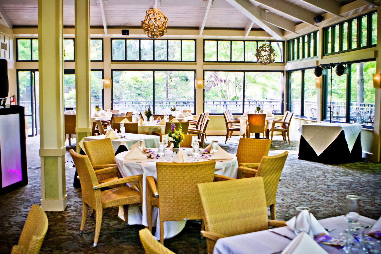 Robins Tea House Weddings Lewis Ginter Botanical Garden