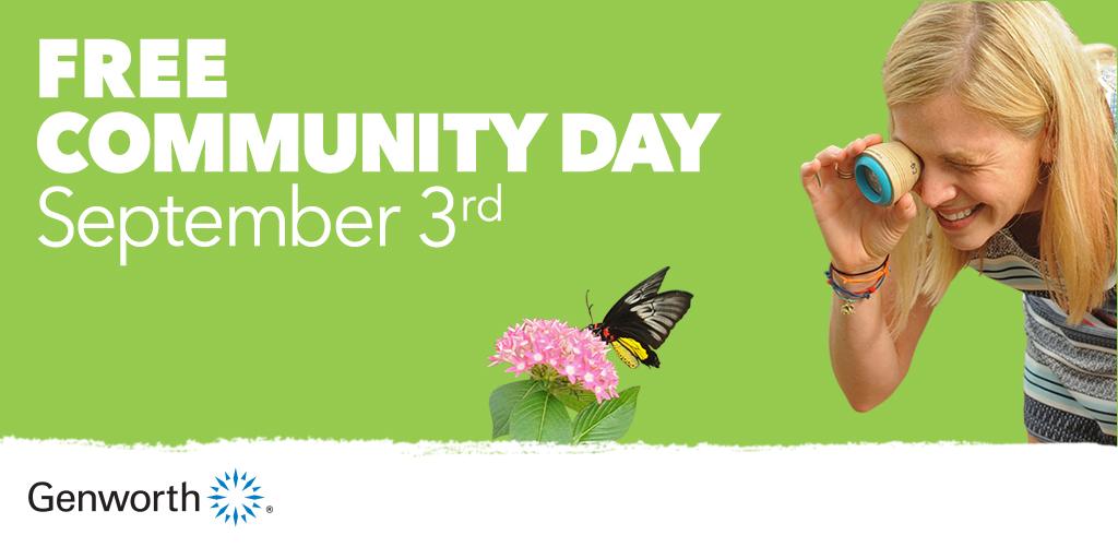 Genworth Free Community Day
