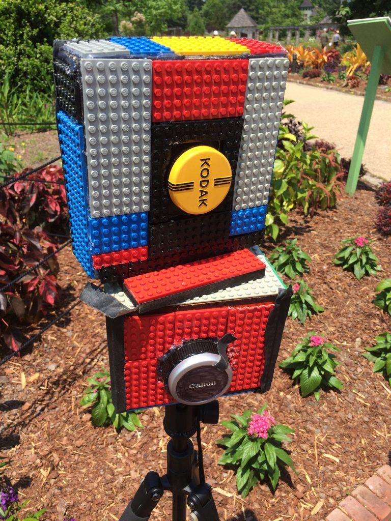 LEGO brick Camera