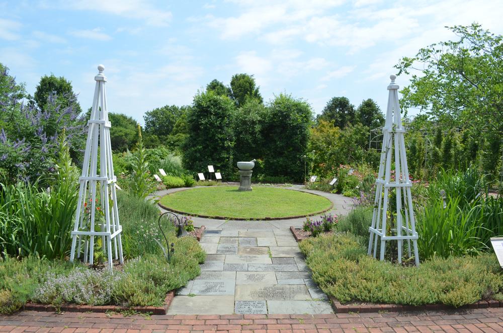 Folklore In The Healing Garden Lewis Ginter Botanical Garden