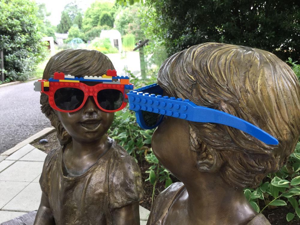 LEGO® sunglasses make fun LEGO gifts
