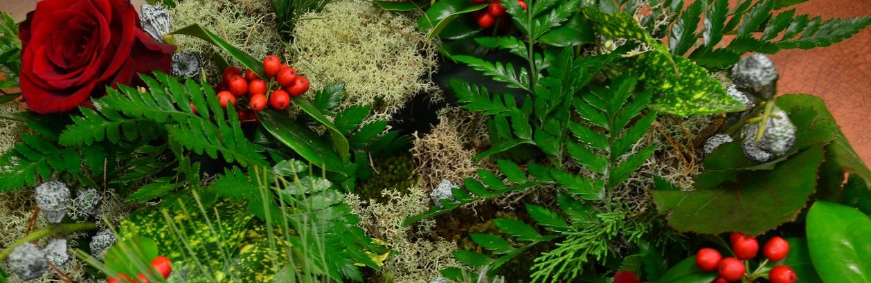 Fresh Holiday Centerpieces Lewis Ginter Botanical Garden