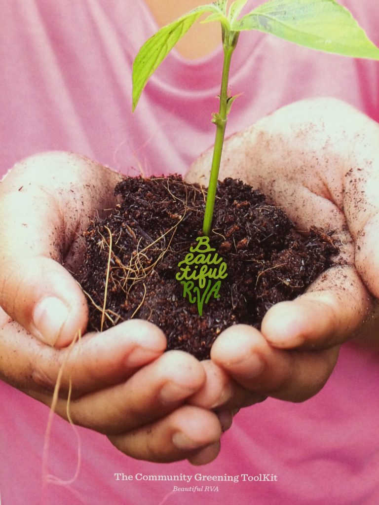 Beautiful RVA community greening toolkit
