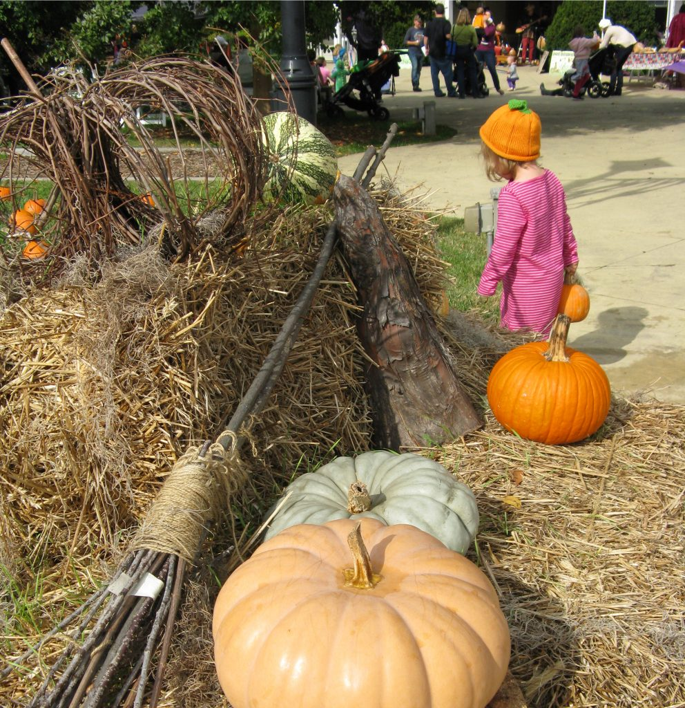 Goblins and Gourds pumpkin patch