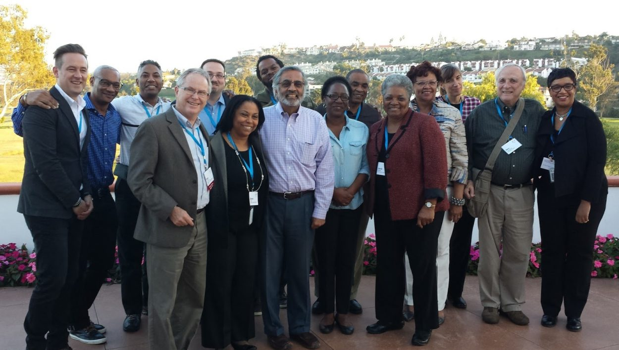 The Richmond, VA attendees of the Truth, Racial Healing & Transformation (TRHT) Summit.