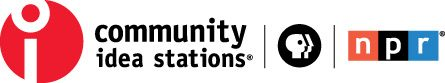 WCVE Community Idea Stations logo
