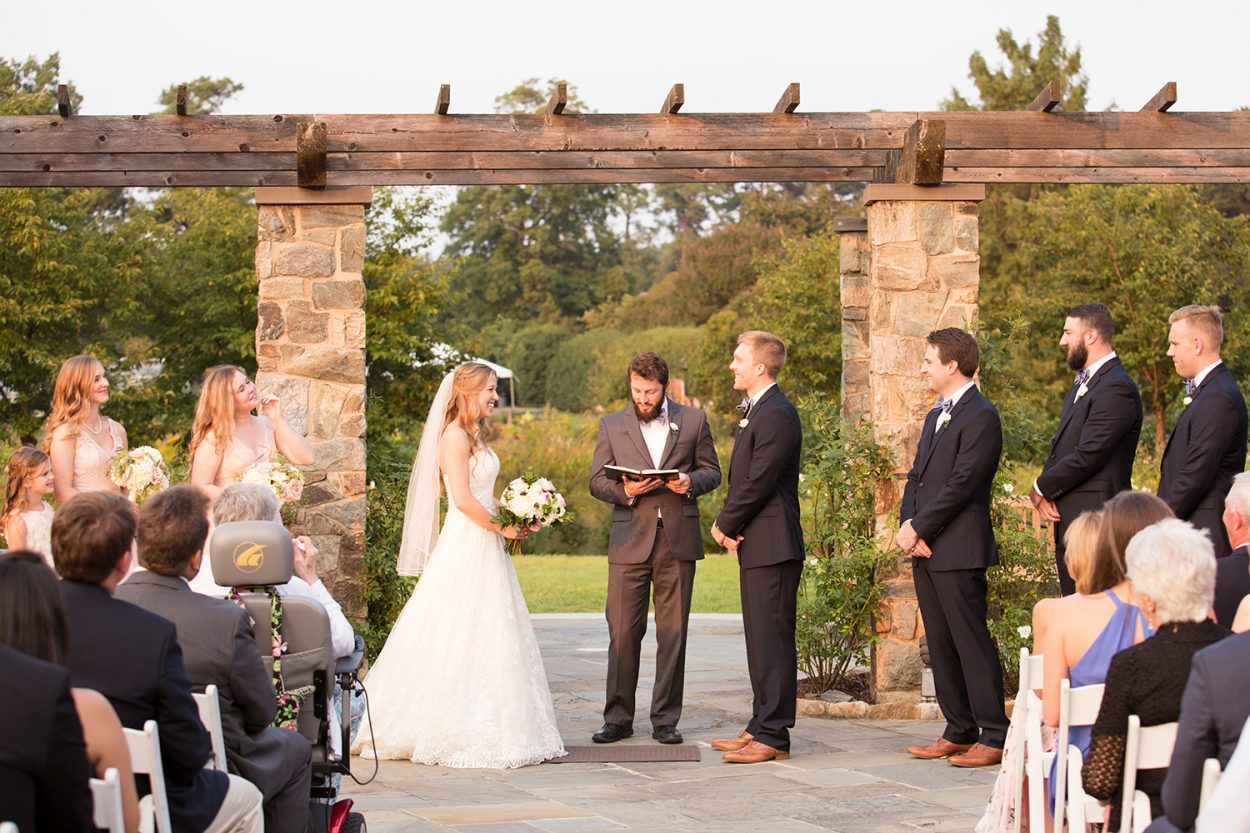 Robins Visitors Center Weddings - Lewis Ginter Botanical Garden