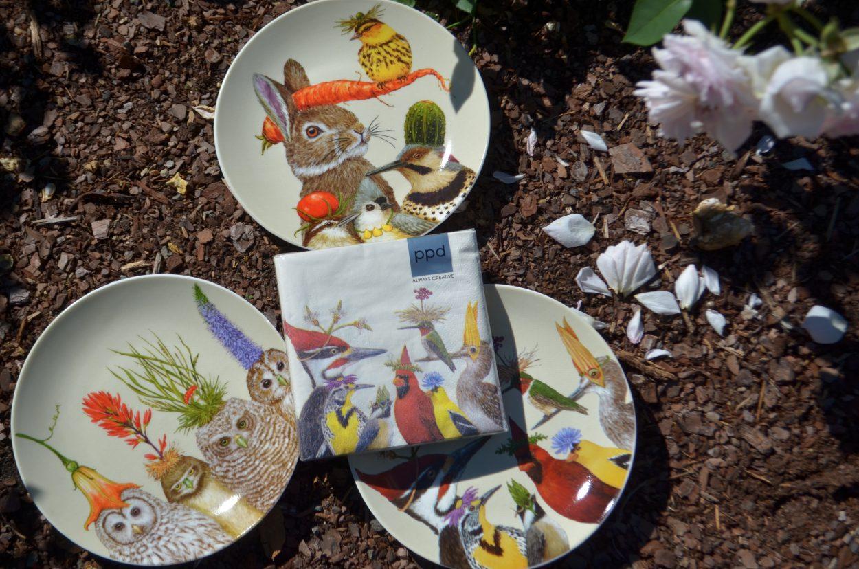 Vickie Sawyer Plates