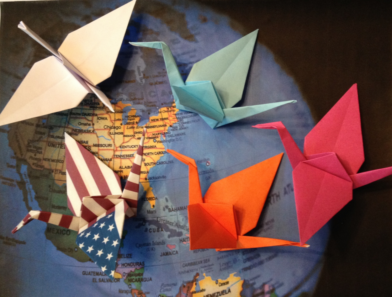Veterans Day Origami Day