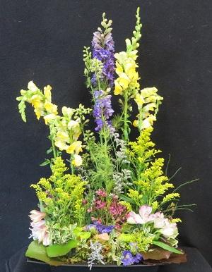 Basic Floral Design Part 2 Mimi Cassick
