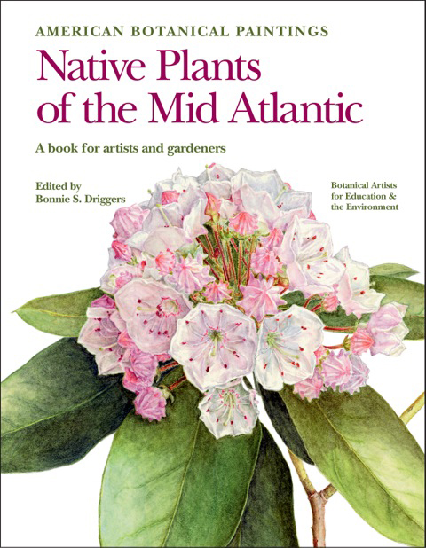 Native Plants of the Mid Atlantic book cover