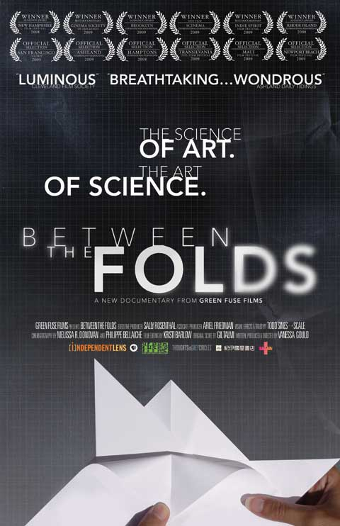 Between the Folds Poster -- origami events