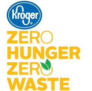 Kroger Zero Hunger Zero Waste logo