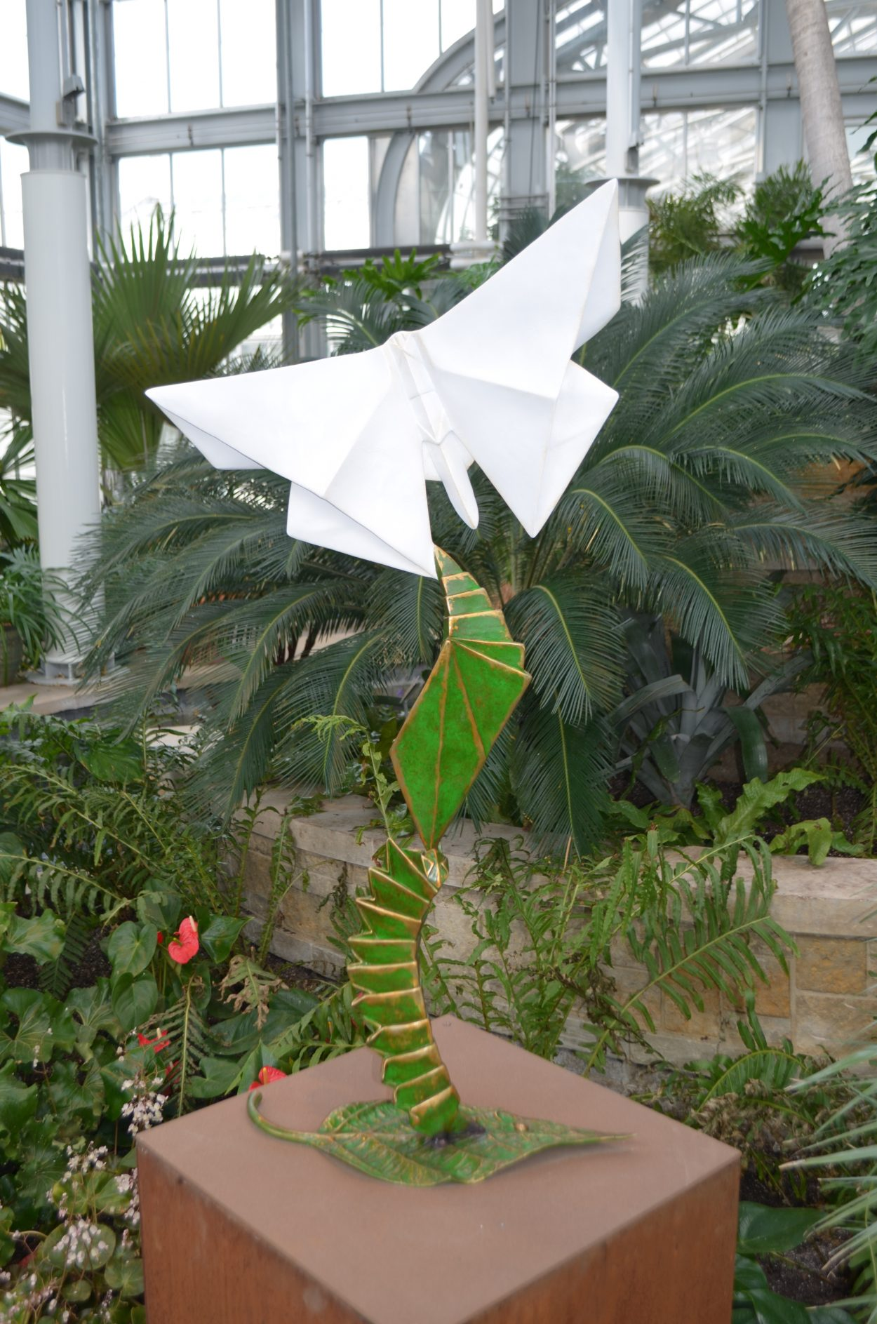 More About Origami in the Garden - Lewis Ginter Botanical ... - photo#27