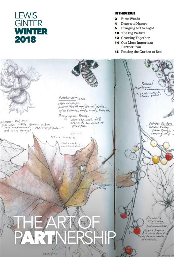 Winter Magazine Cover