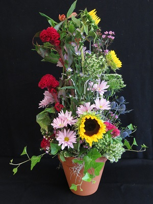 Natural Design Styles Arrangement