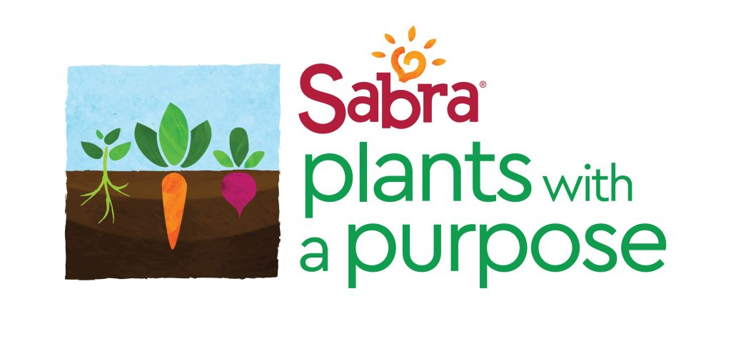 Sabra Plants with a Purpose logo