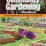 Book cover for Ben Raskin's Community Gardening Handbook