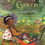 Book cover of Green Green: A Community Gardening Story