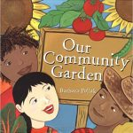 Book cover of Our Community Garden