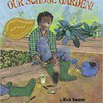 Book cover of Our School Garden
