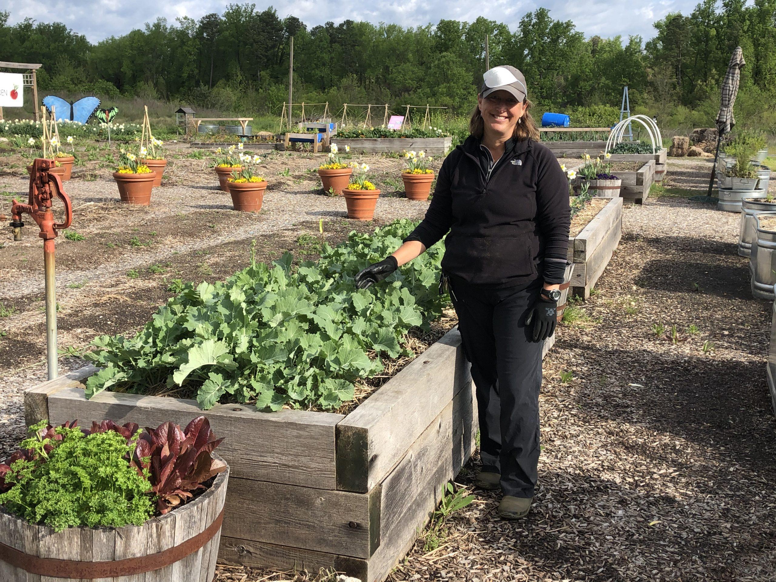 Senior Horticulturist Laurel Matthew offers tips for starting your vegetable garden