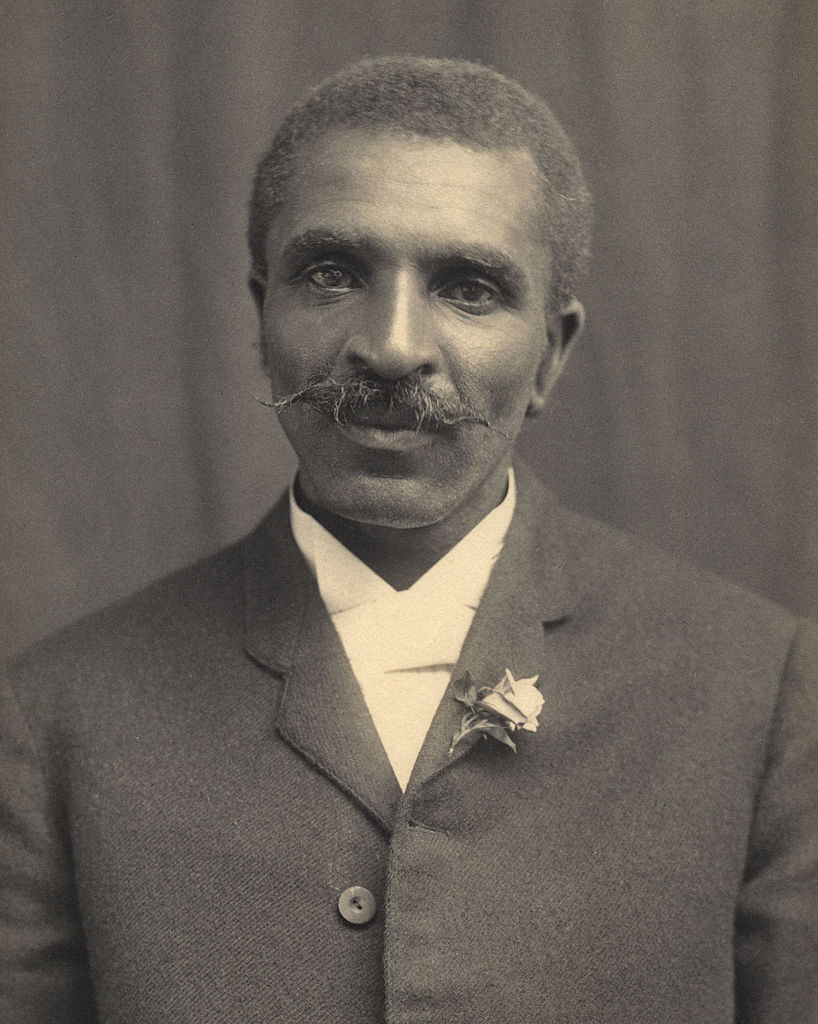 George Washington Carver in c. 1910 Public Domain image