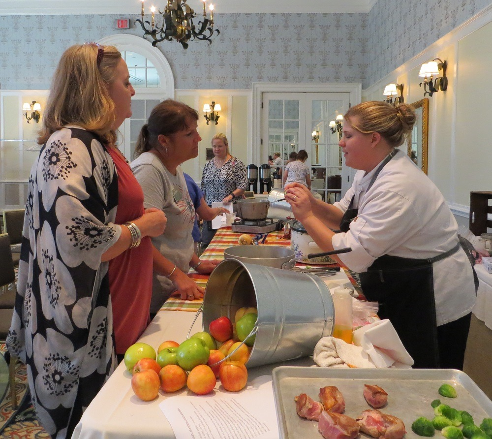 Online Cooking Class will be the newest format for Chef Anne Maury Haapala