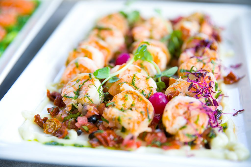 shrimp and grits image via pexels marianna