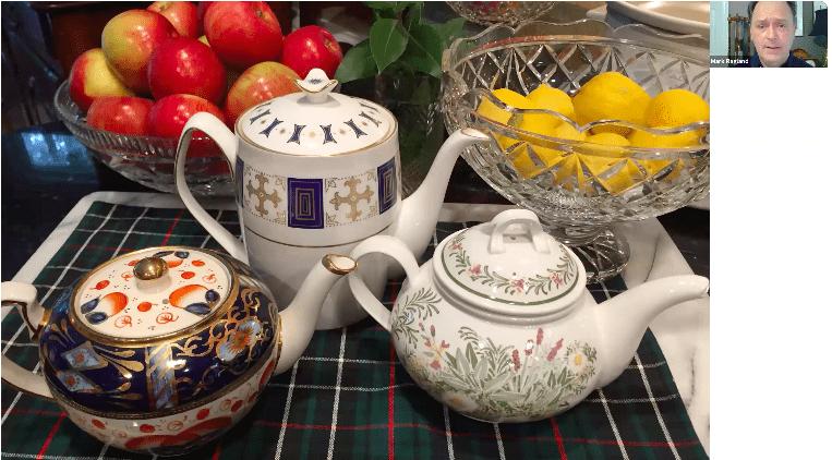 Teapots screenshot
